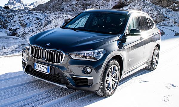 Компания BMW назвала российские цены на самый дешевый X1