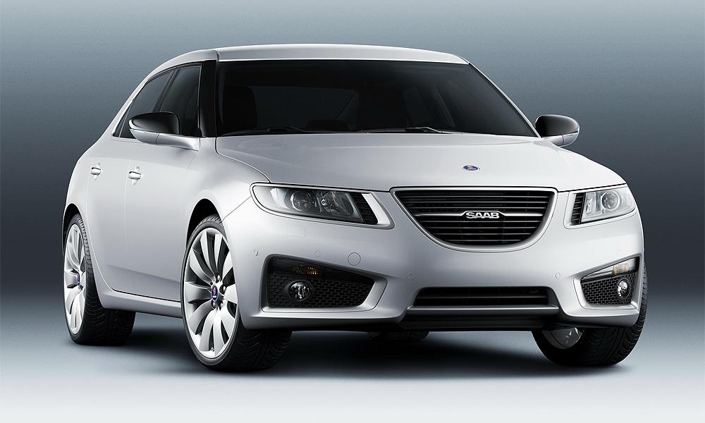 Новый Saab 9-5