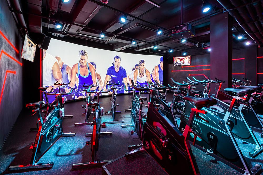 Фото: пресс-служба Five Concept Fitness
