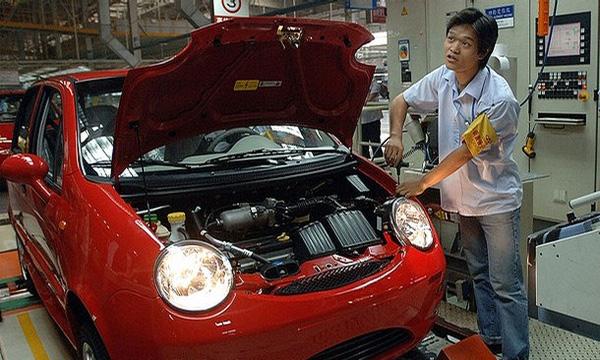 Jaguar Land Rover будет выпускать автомобили вместе с Chery