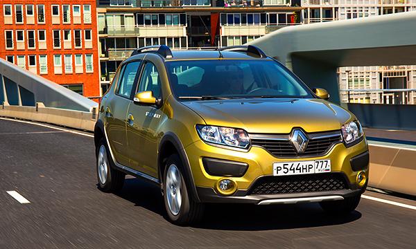 Робот по имени «Изи-Эр». Тест-драйв Renault Sandero