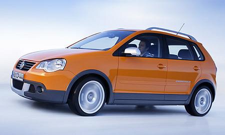 Из VW Polo сделали нонконформиста