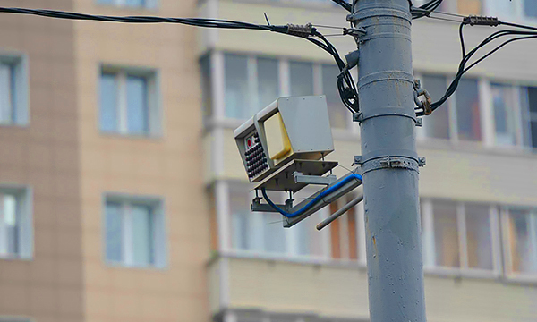 Названы адреса установки камер, считывающих задние номера