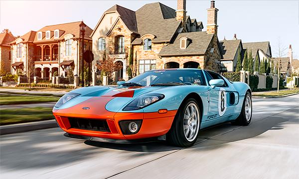Ford продлил производство спорткара GT