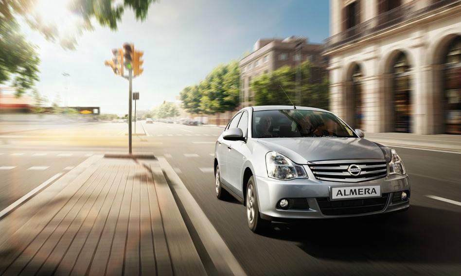 Nissan Almera будет дешевле конкурентов