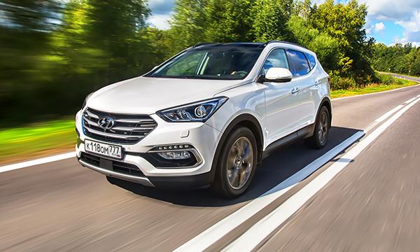 Премиум-реальность. Тест-драйв Hyundai Santa Fe