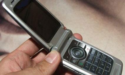 Уникальный мобильный телефон заменит ключи от автомобиля