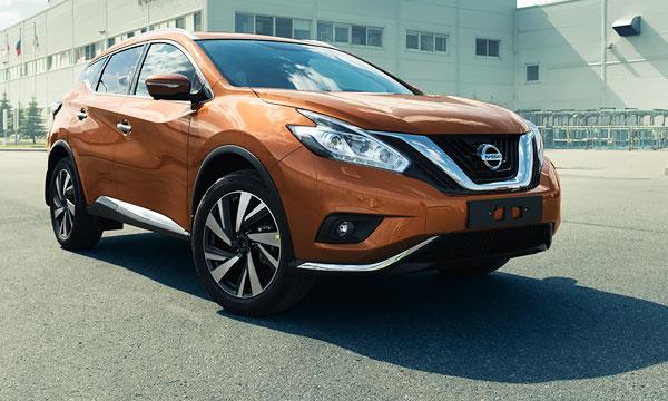 Новый Nissan Murano: все о кроссовере российской сборки