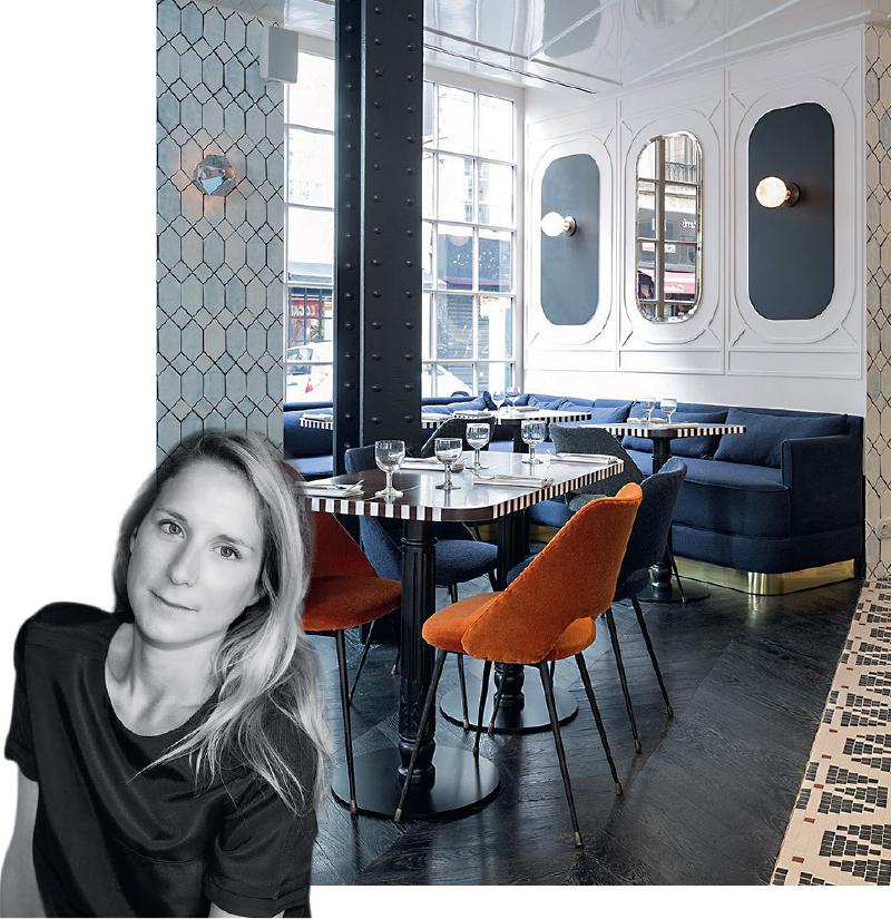 ДоротеяМеликсон;отель Panache, Париж