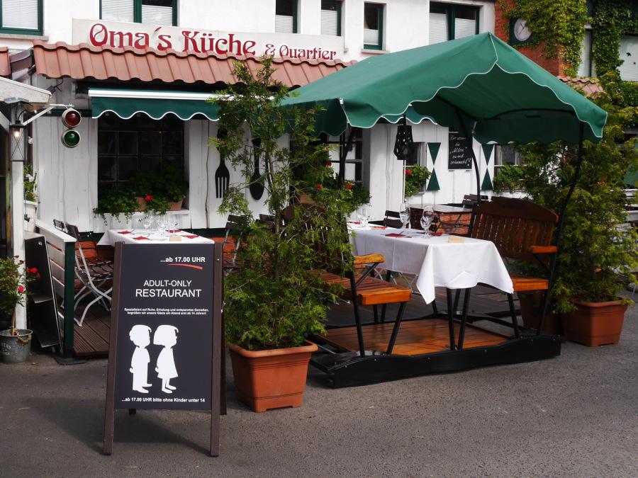 Ресторан Oma's Küche