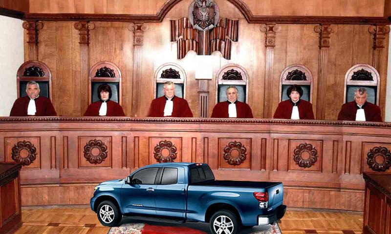 Неисправности автомобиля лучше всего чинить через суд