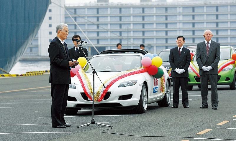 Mazda RX-8 стала кабриолетом