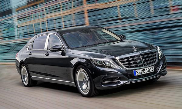 Названы российские цены на новый Mercedes-Maybach S400