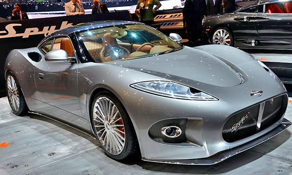 Серийный Spyker B6 Venator  появится через год