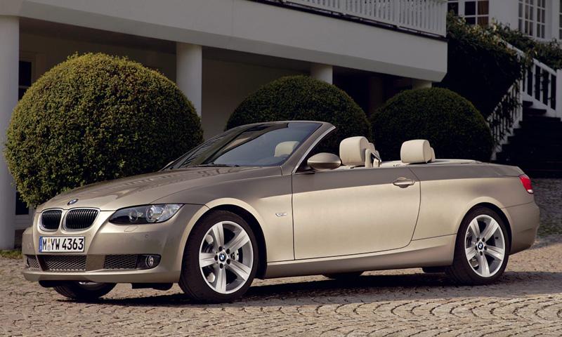 Кабриолет BMW 3 – стремительный берсеркер