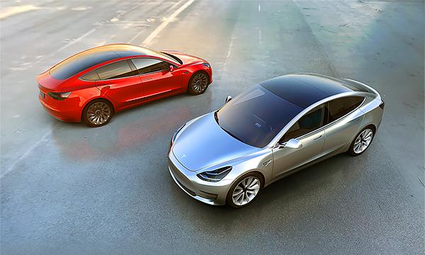 35+. Что можно купить по цене Tesla Model 3