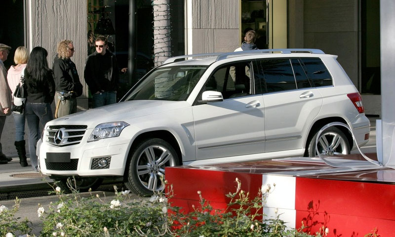 Mercedes-Benz GLK 2009