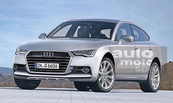 Производство Audi Q6 начнут в 2017 году