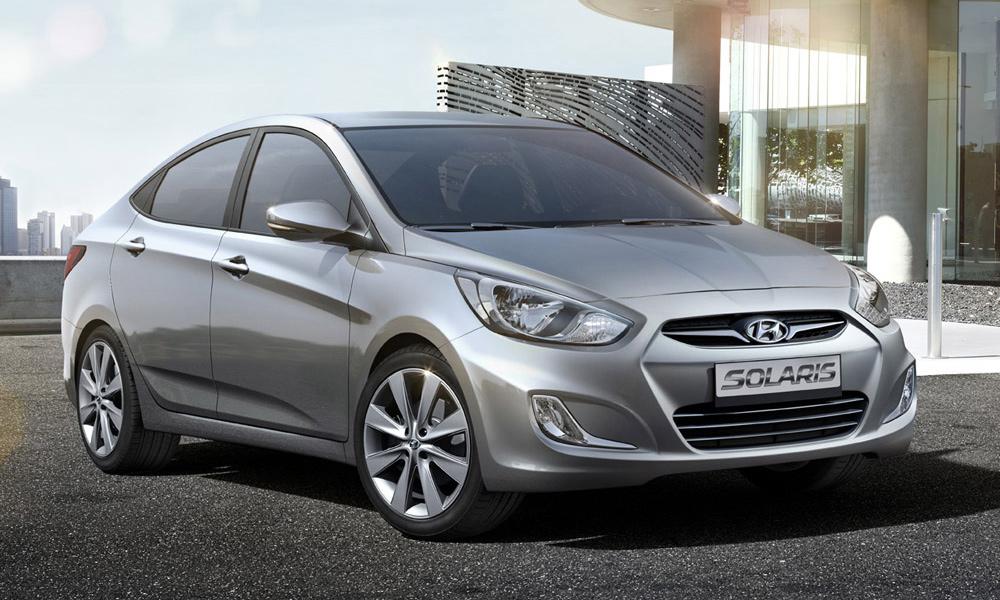 Объявлены новые цены на Hyundai Solaris