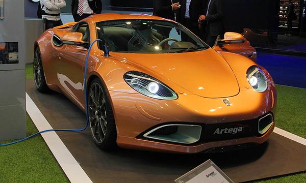 Возрожденная автомобильная компания Artega представила электрический спорткар