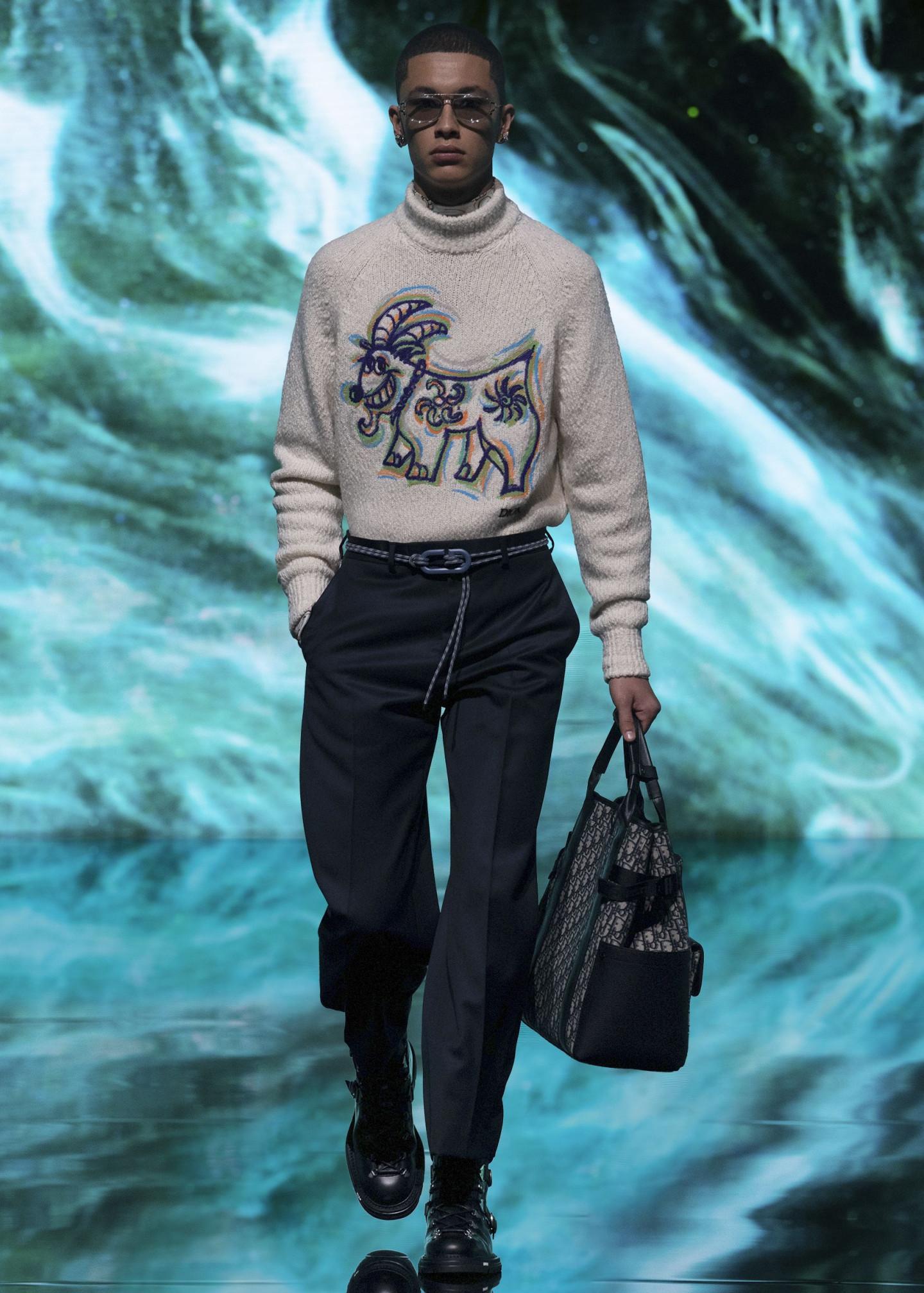Dior Men, pre-fall 2021