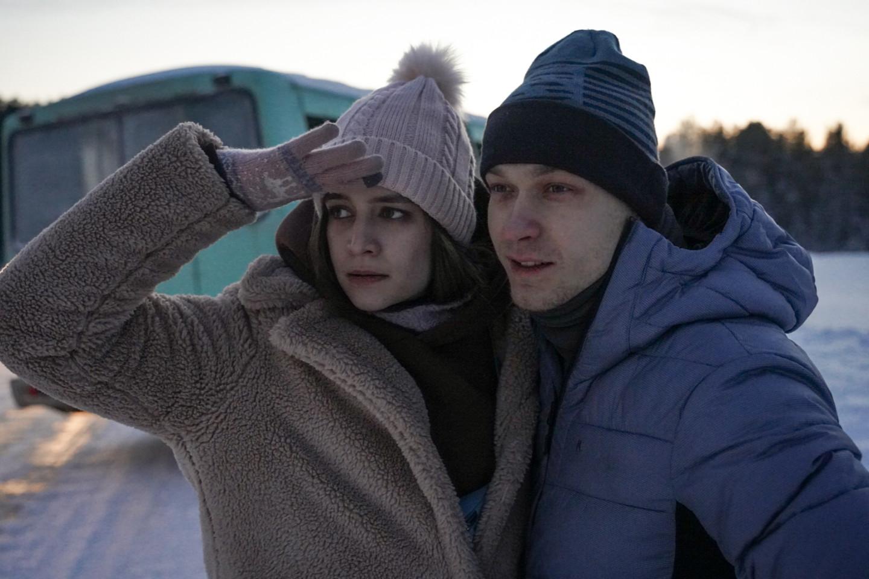 Кадр из фильма «Подельники»