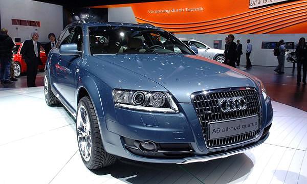 В Женеве показали второе поколение Audi Allroad