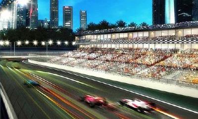 Сингапурская биржа разрешила первичное размещение акций Формулы-1