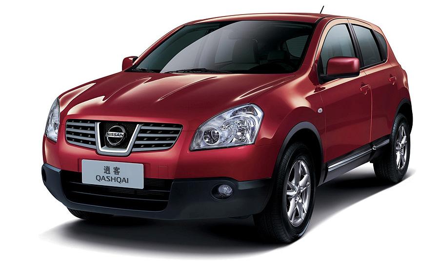 Nissan выпустил китайский вариант Qashqai