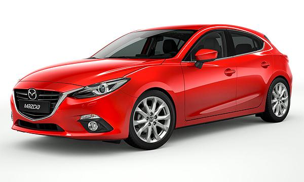 Mazda3 рассекретили в Чехии за несколько часов до премьеры