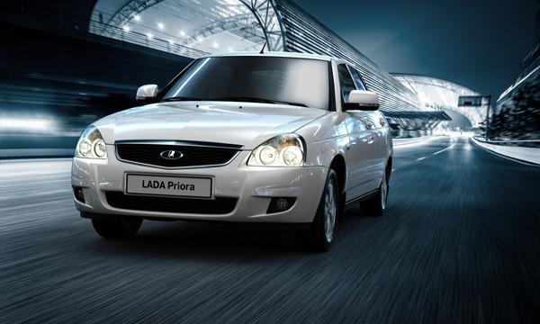 Lada Priora стала самой популярной российской моделью за рубежом