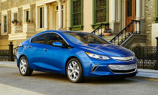 Запас хода Chevrolet Volt увеличили до 85 километров