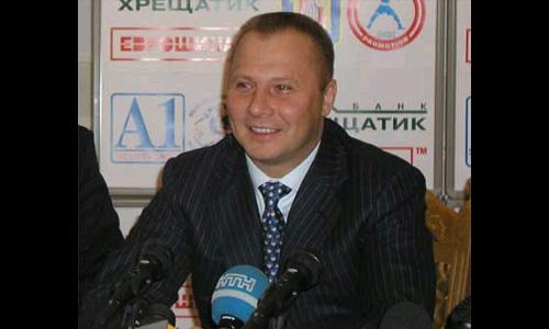 Николай Лисин