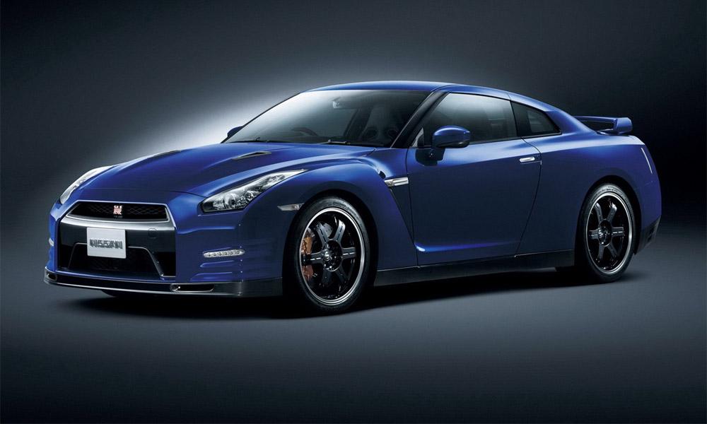 Nissan разработал спецверсию GT-R с правым рулем