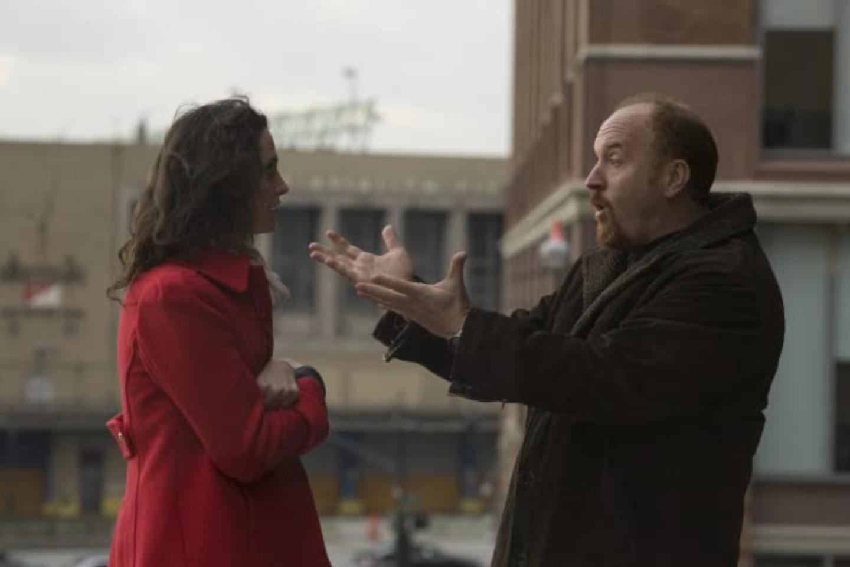 Кадр из сериала «Луи»