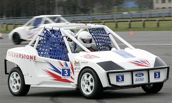 Ford открыл гоночную академию в Сильверстоуне