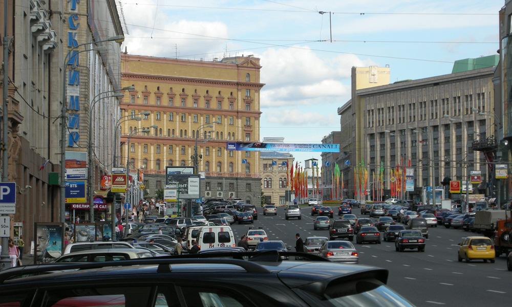 Департамент транспорта Москвы: въезд в центр города будет бесплатным