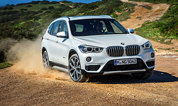 BMW X1 и другие способы потратить два миллиона