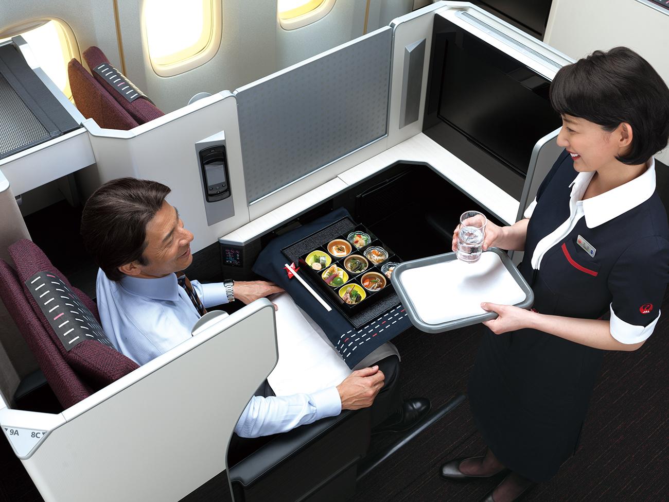 Фото: пресс-служба JAL