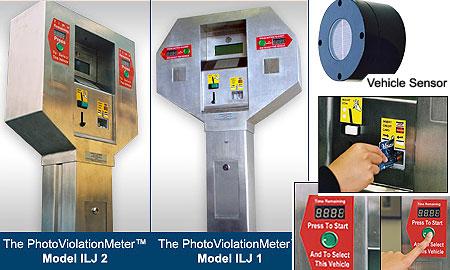 Photo Violation Meter