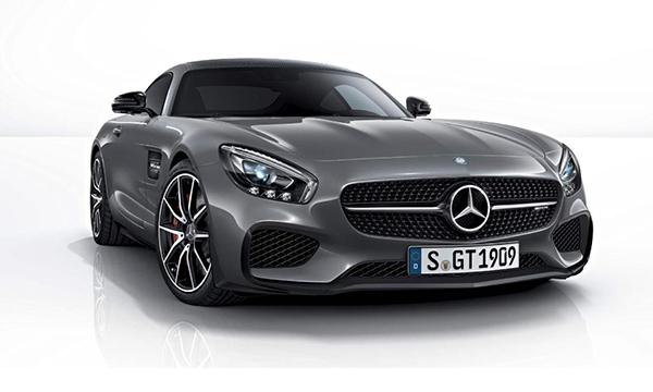 Спорткар Mercedes-Benz AMG GT получил первую спецверсию