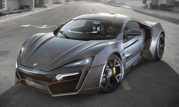 В ОАЭ началась продажа суперкара за 3,4 млн долларов США