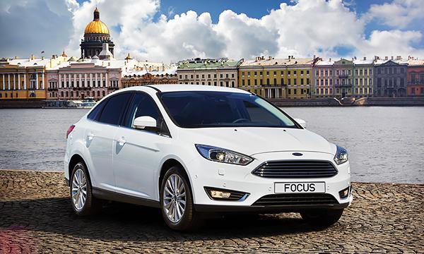 Ford объявил о старте производства обновленного Focus в России