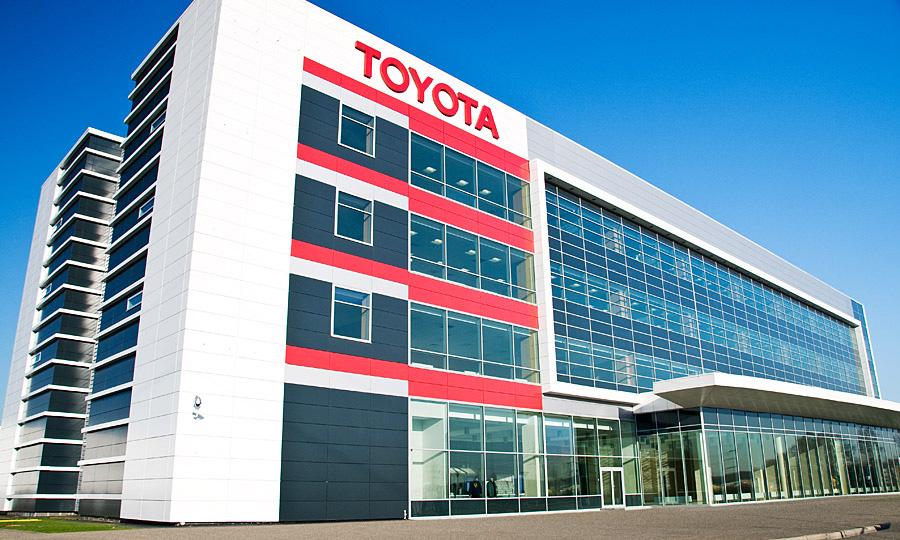 Для Toyota кризис закончился