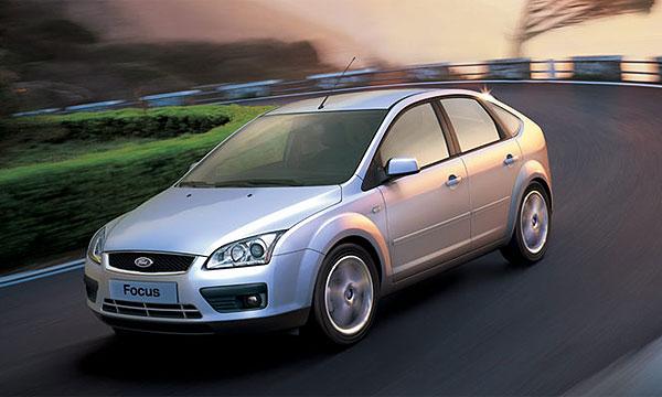 В России произвели 10 тыс. Ford Focus II
