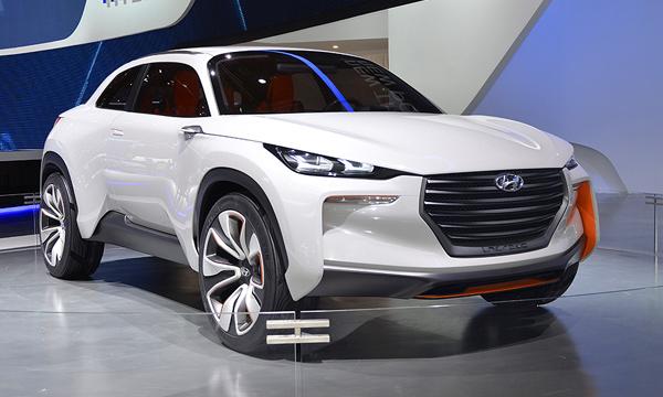 В Женеве прошла премьера концепта Hyundai Intrado