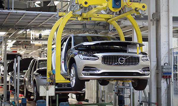 Volvo начала производство своего самого большого универсала