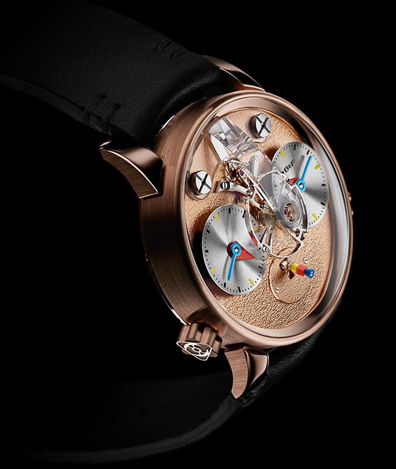 Часы Legacy Machine 1 Silberstein, Alain Silberstein for MB&F