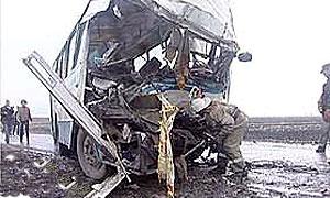 В Волгоградской области в ДТП погибли 5 человек
