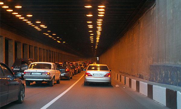 В Москве открывается тоннель на Звенигородском проспекте